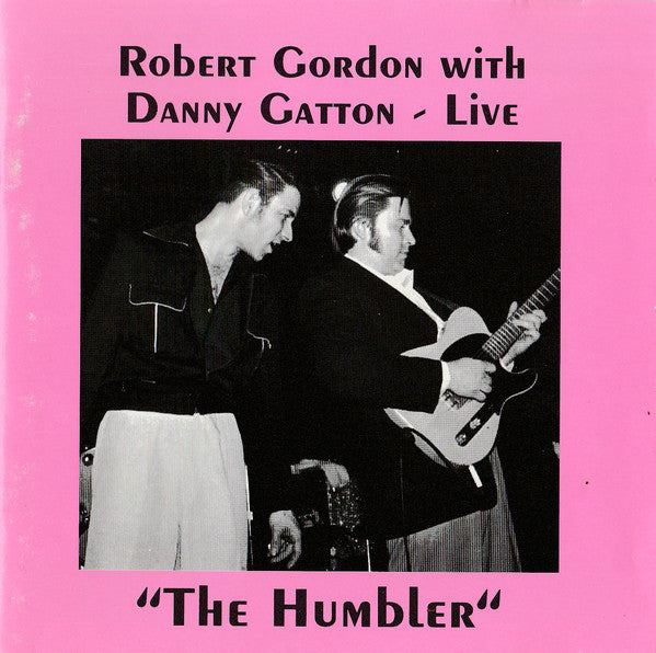 Robert Gordon With Danny Gatton