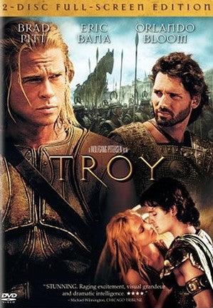 Troy (2 Disc Fullscreen Edition)