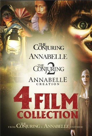 Conjuring 4 Film Collection