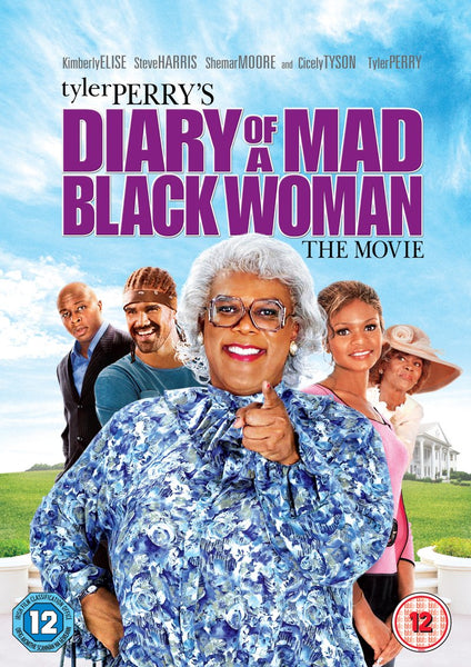 Tyler Perry's Diary Of A Mad Black Woman The Movie (Widescreen)