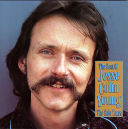 Jesse Colin Young ‎– The Best Of Jesse Colin Young: The Solo Years