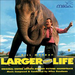 Larger Than Life (Original Motion Picture Soundtrack)