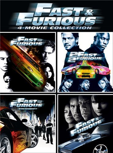 Fast & Furious Franchise Collection