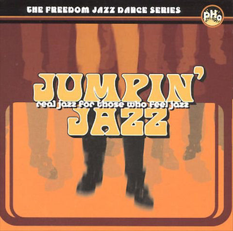 The Freedom Jazz Dance Series -  Jumpin' Jazz