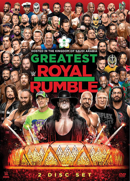 WWE: Greatest Royal Rumble