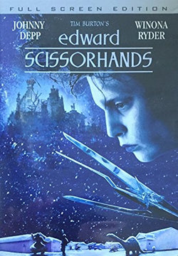 Edward Scissorhands (Fullscreen)