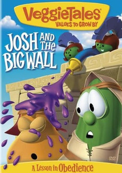 Veggietales: Josh and The Big Wall