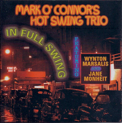 Mark O'Connor's Hot Swing Trio