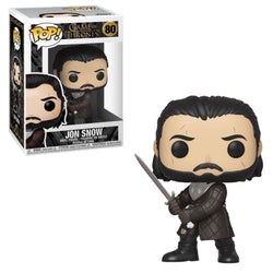 Funko Pop Game Of Thrones - Jon Snow (Season 8)