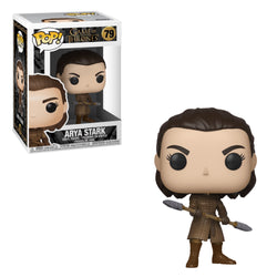 Funko Pop Game Of Thrones - Arya Stark (Two-Headed Spear)