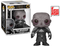 Funko Pop Game Of Thrones - The Mountain (Unmasked) (6-Inch)