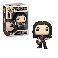 Funko Pop Rocks: Slayer - Tom Araya
