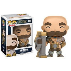 Funko Pop! Games: League Of Legends - Braum