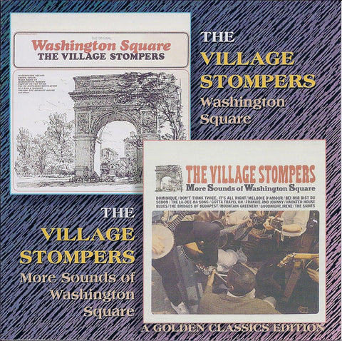 The Village Stompers ‎– Washington Square / More Sounds Of Washington