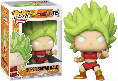 Funko Pop Animation: Dragon Ball Z Super - Super Saiyan Kale