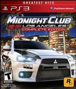 Midnight Club: Los Angeles: Complete Edition