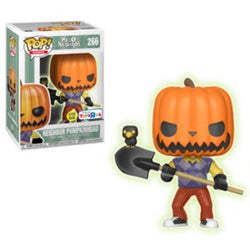 Funko Pop Games: Hello Neighbor - Neighbor Pumpkinhead (GITD) (Toys R Us)