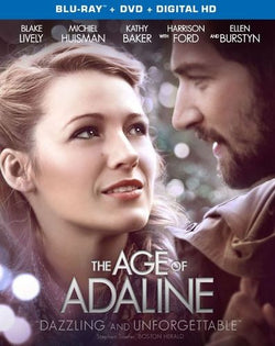Age Of Adaline Blu-Ray : Pre-Owned Blu-Ray - Yellow Dog Discs
