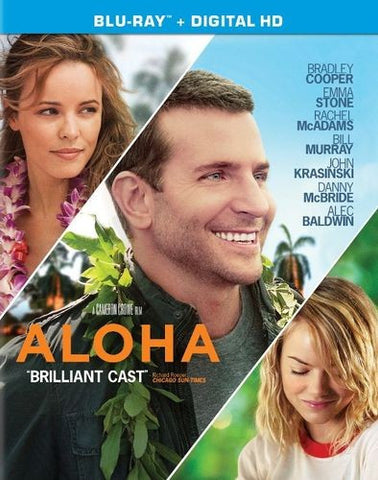 Aloha Blu-Ray : Pre-Owned Blu-Ray - Yellow Dog Discs