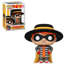 Funko Pop Ad Icons: McDonalds - Hamburglar