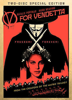 V For Vendetta (Two Disc Special Edition)