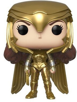 Funko Pop Heroes: Wonder Woman 1984 - Wonder Woman (Golden Armor)