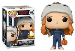 Funko Pop Television: Stranger Things - Max (Costume) (Hot Topic)