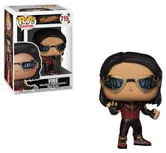 Funko Pop! Television: The Flash: Vibe
