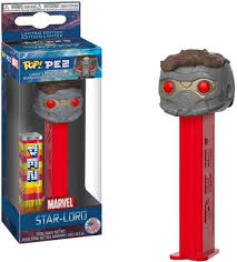 Funko Pez: Marvel - Star Lord