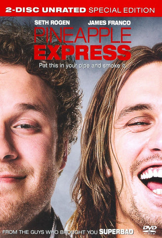 Pineapple Express (2 Disc Unrated Special Edition)