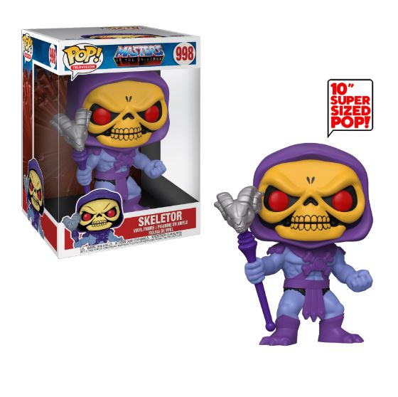 Funko Pop! Television: Masters Of The Universe - Skeletor 10""
