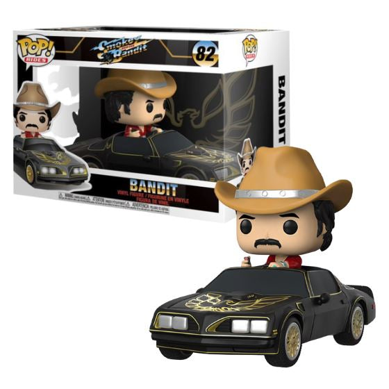 Funko Pop Rides: Smokey And The Bandit - Bandit