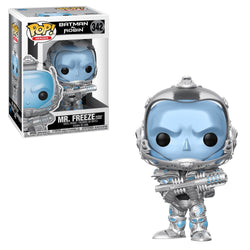 Funko Pop Heroes: Batman & Robin - Mr. Freeze