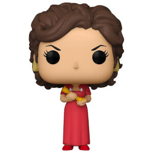 Funko Pop Retro Toys: Clue - Miss Scarlet with Candlestick