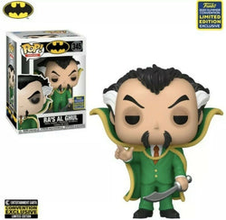Funko Pop Heroes: Batman - Ra's Al Ghul (Entertainment Earth) (2020 Summer Convention)