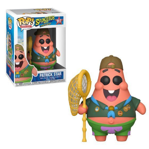 Funko Pop Movies: The Spongebob Movie Sponge On The Run - Patrick Star