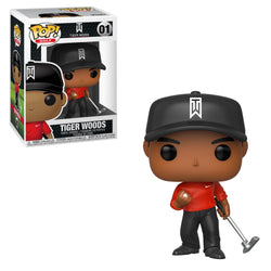 Funko Pop Golf - Tiger Woods
