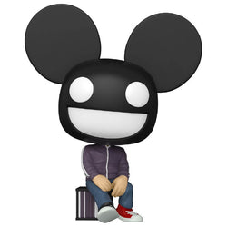 Funko Pop Rocks: DeadMau5 - DeadMau5