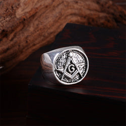 MASONIC RING - FREE OFFER - Free + Shipping