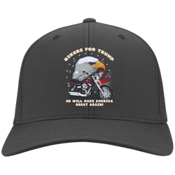 Bikers For Trump Hats