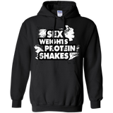 SEX, WEIGHTS, PROTEIN SHAKES T-SHIRTS & HOODIES