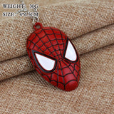 SPIDERMAN PENDANT W/ NECKLACE - FREE OFFER