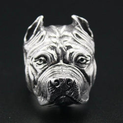 STAINLESS STEEL PITBULL RING - SPECIAL OFFER