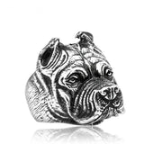 PITBULL STAINLESS STEEL RING - SPECIAL OFFER