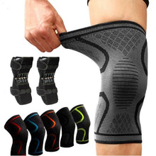 Load image into Gallery viewer, Knee Sleeves Pair With Free Knee Boosters Pair