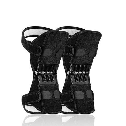 Joint Support Knee Pads Breathable Non Slip Power Lift Joint Knee Pads Powerful Rebound Spring Force Knee Booster Leg Protector on AliExpress - 11.11_Double 11_Singles' Day