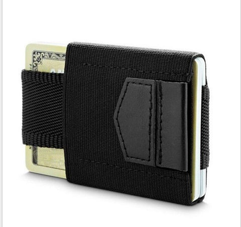 Minimalist Super Slim Wallet Card Holder - Special Offer