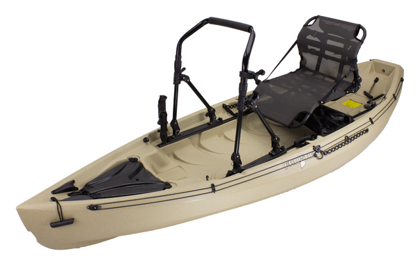 Fly fishing kayaks the fishing kayak company for Fly fishing kayak