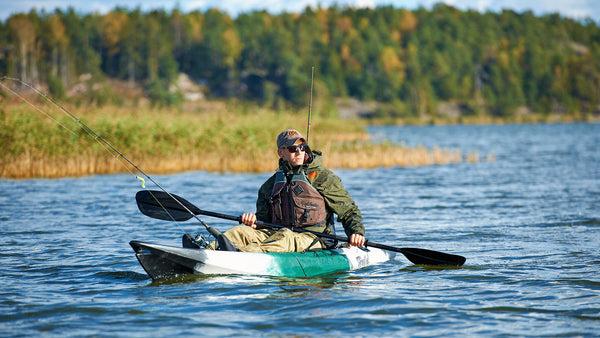 Point 65 tequila gtx angler solo the fishing kayak company for Fishing kayak under 300