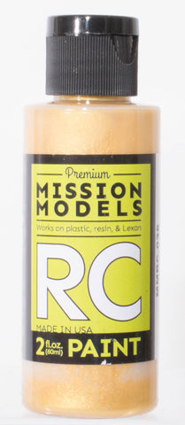 RC Color Change Gold  MMRC-038